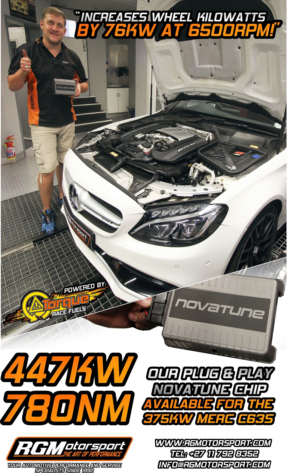 MERC C63 AMG NOVATUNE CHIP NOV 2016website size