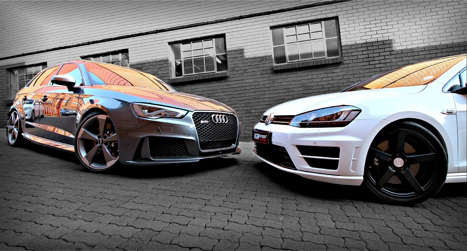 UNTAMED RS3 AUDI AND VW GOLF 7R 2 SEPT 2017 website